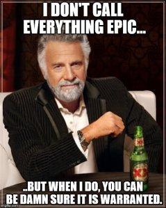 EPIC!!